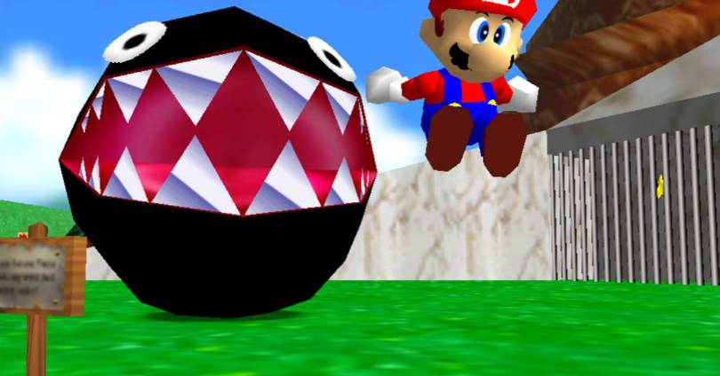Super Mario 3D All-Stars does the unthinkable: it messes up Mario 64