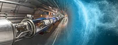 The LHC searches for the tiniest parts of our Universe