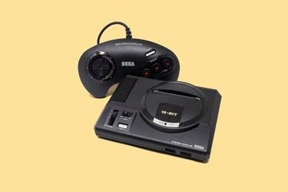 Sega's Mega Drive Mini is a treasure trove of gaming nostalgia