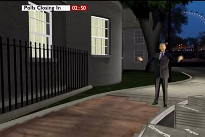 BBC's 2010 general election coverage