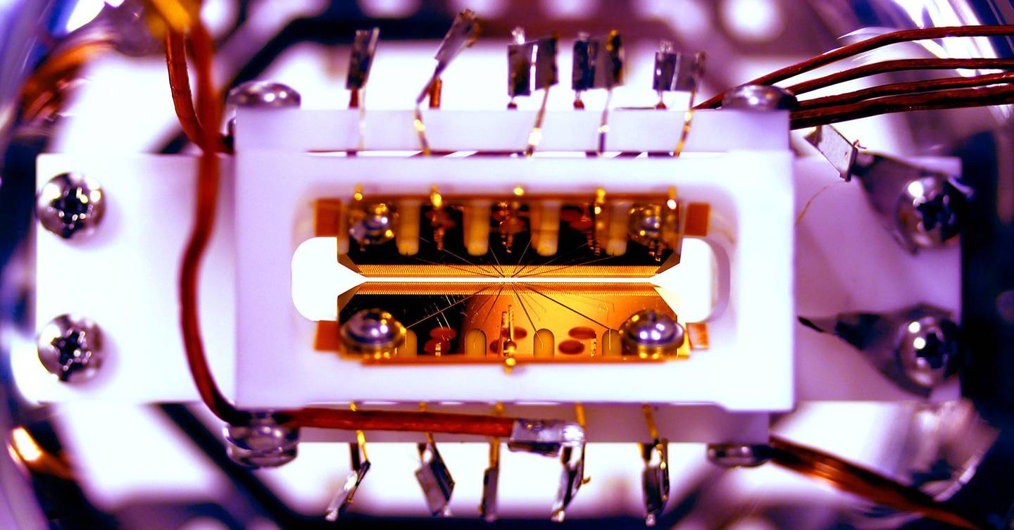 Engineers just created a programmable quantum computer