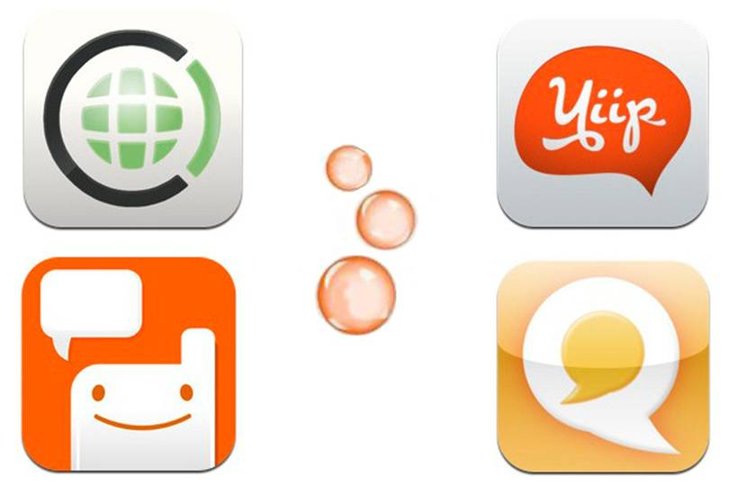 Screened: Five best social voice-messaging apps | WIRED UK