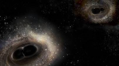 black hole gravitational waves
