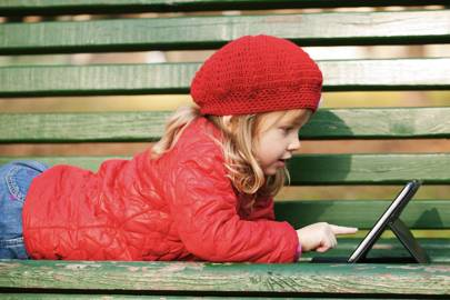 Using an iPad to help nonverbal autistic children speak