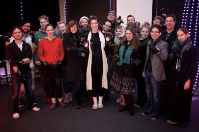 Imogen Heap and collaborators