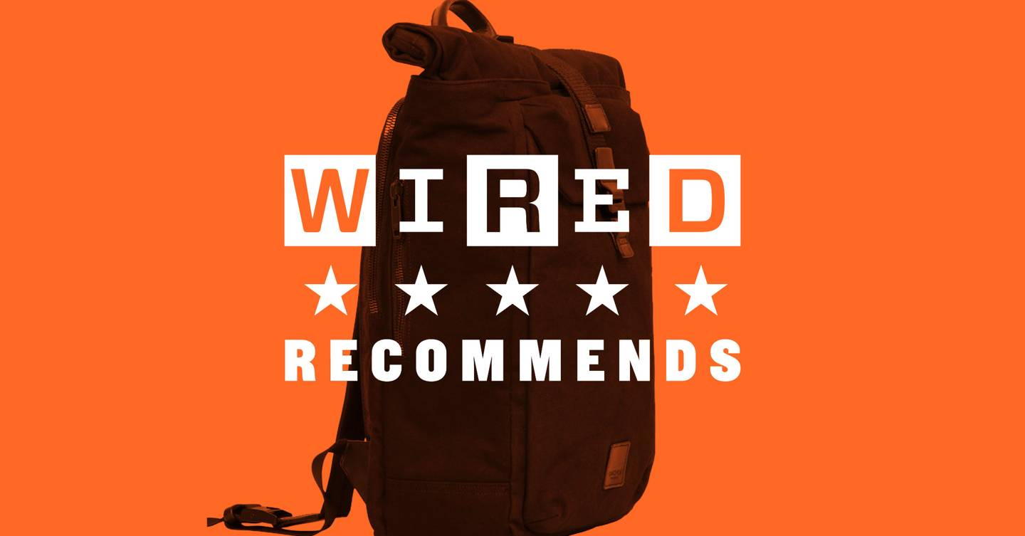Best Backpack 2020: The Bestpacks For Travel And Work | WIRED UK