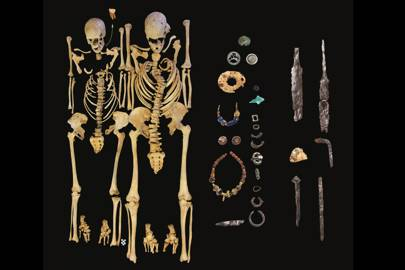 Ancient skeletons unravel the secrets of how the Justinian plague ravaged its victims
