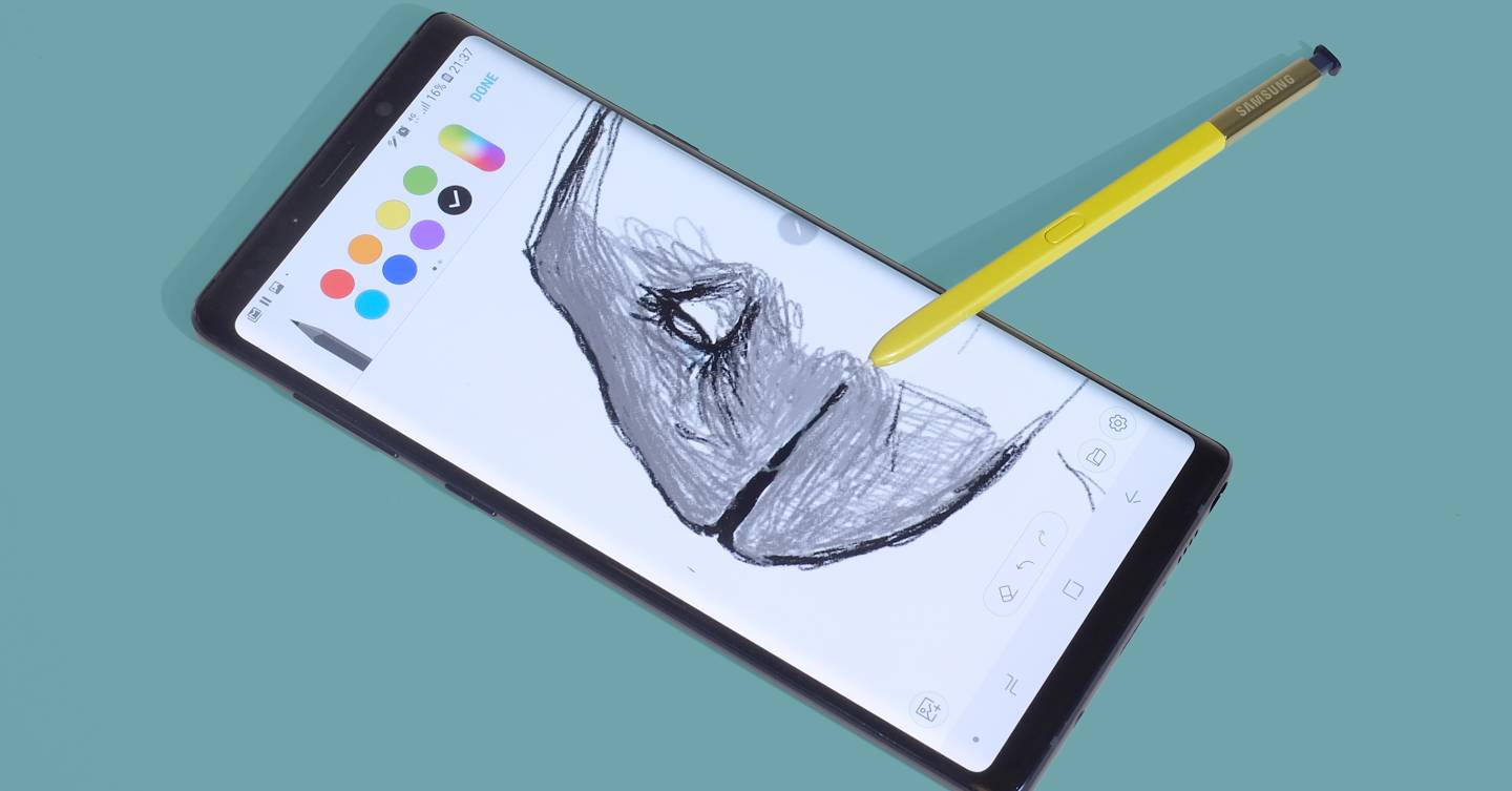 Samsung Galaxy Note 8 Review Superb But Too Familiar: Samsung Galaxy Note 9 Review: A Great Phone Blighted By