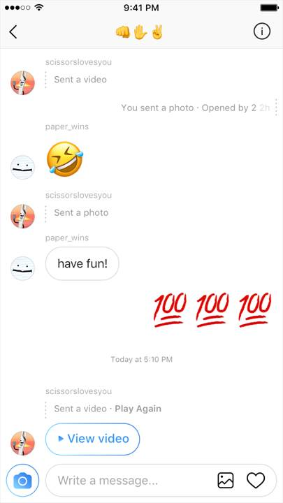Instagram Stories now works with Direct messages | WIRED UK