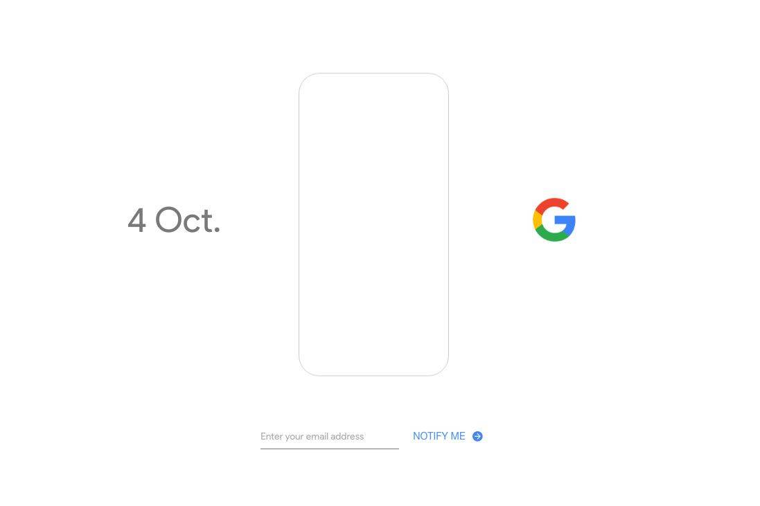 Google Pixel 2016: release date for new phones is October 4