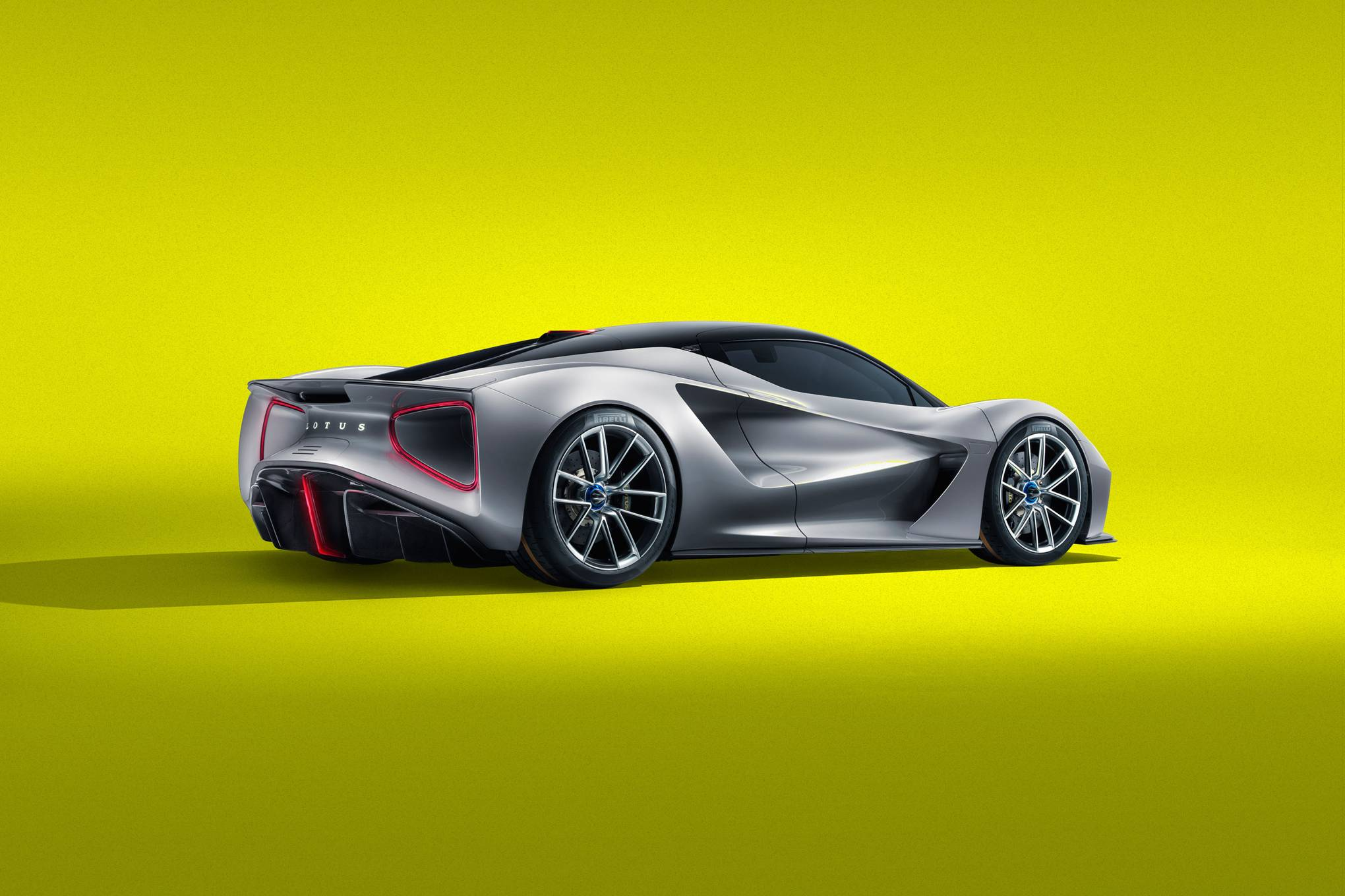 The best parts of Lotus's £2m electric hypercar are the bits it's taken away