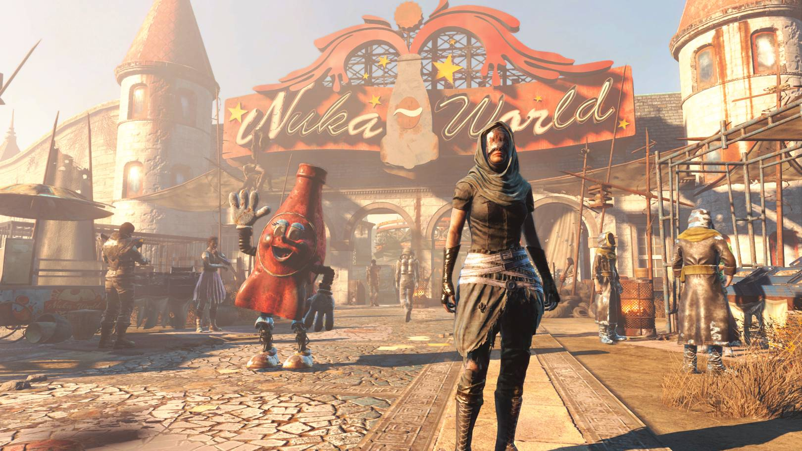 Meet Fallout's philosophers who are obsessed with the game's intense  political feuds   WIRED UK
