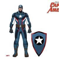 Ahead of Civil War, Marvel brings back the original Captain America