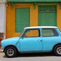 8. Mini Cooper
