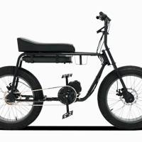 Lithium Super 73 Electric Bike