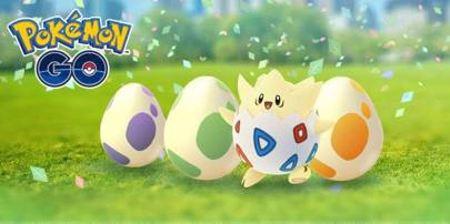 Pokémon Go Easter event goes live | WIRED UK