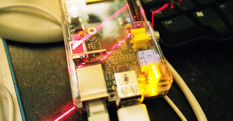 Student hacks Raspberry Pi to run college bar