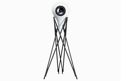Raumfeld x Rosenthal streaming speaker