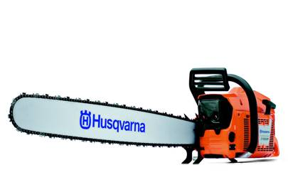 The loggers' choice: Husqvarna 3120 XP