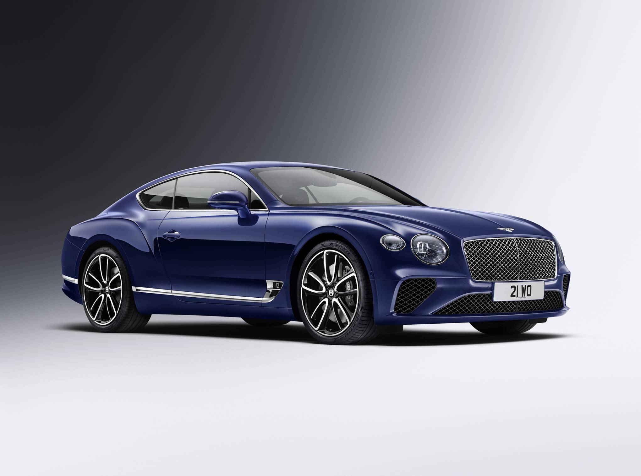 Bentley Continental GT: new model is straight out of James Bond | WIRED UK