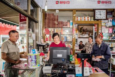 How an army of postmen is turning China's rural stores into the world's largest retail network