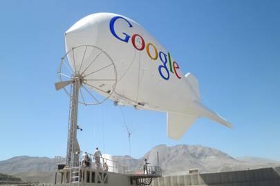 Google Blimp
