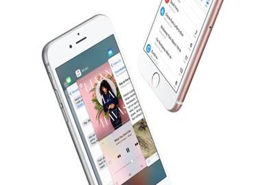 iPhone 6S, 2015