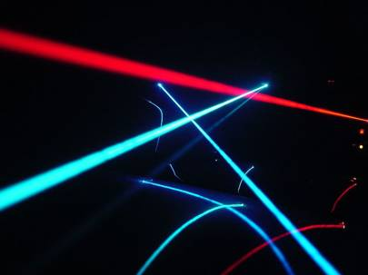 Laser breakthrough could make computers 100,000 times faster