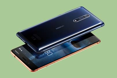 The Nokia 8 was released in August 2017