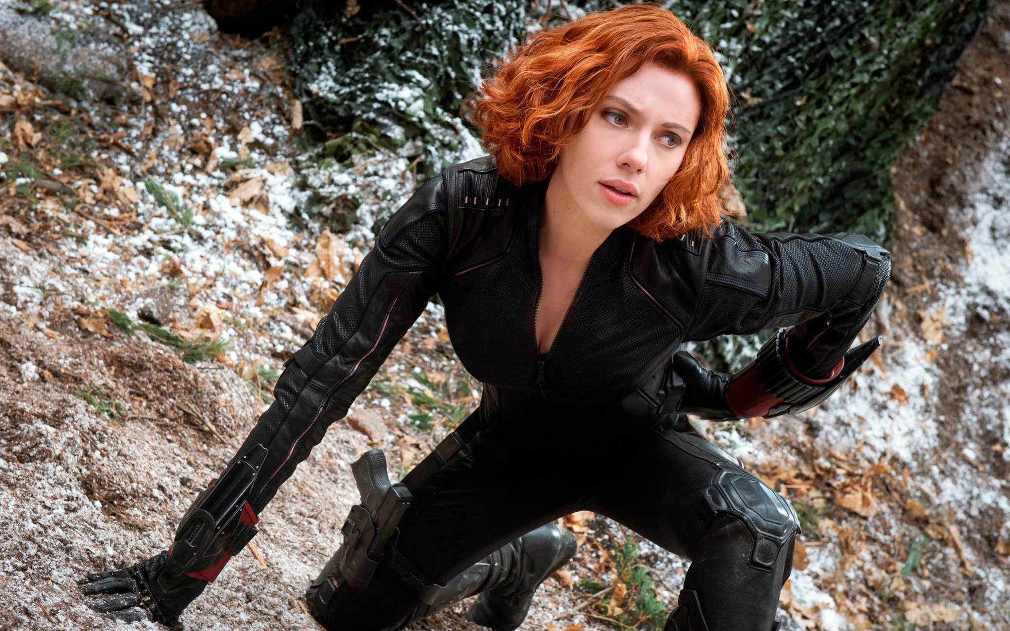 Scarlett Johansson- Black Widow