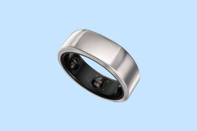 This sleep-tracking ring can detect when you've drunk too much