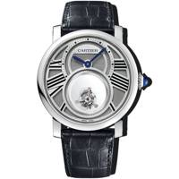 Rotonde de Cartier Mysterious Double Tourbillon