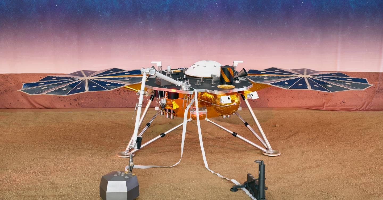 mars inside landing - photo #11