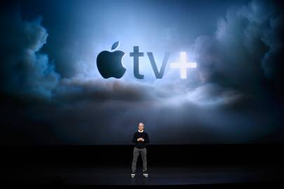 Apple TV+ has Spielberg and Oprah, but no price or launch date