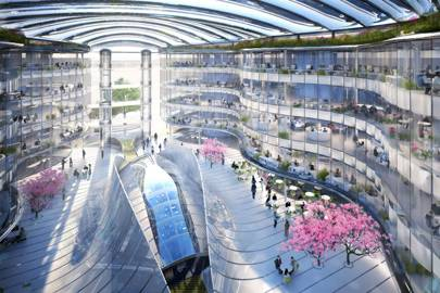 How an artificial 'Reef' in London was designed with nature's help