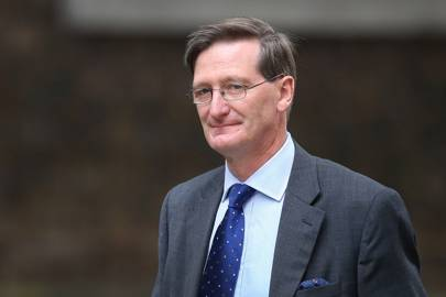 Dominic Grieve, the chair of the ISC