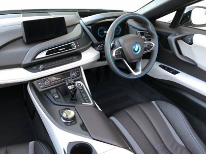 The BMW i8 Roadster review: a hybrid electric top-down triumph