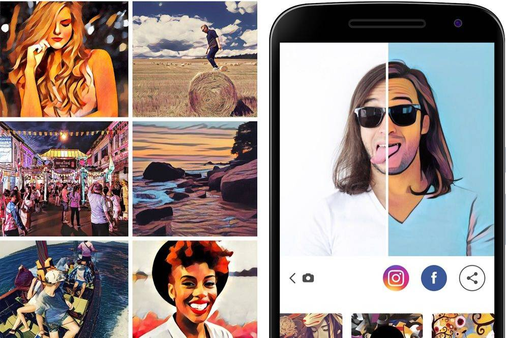 Prisma has launched on Android | WIRED UK