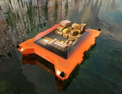 Self-driving boats will soon be setting sail