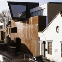 Waddington Studios by Featherstone Young Architects