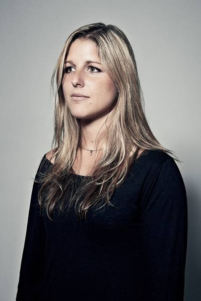 Sophie Lanfear, executive producer of the Survival series