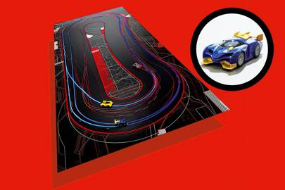 Compete with AI cars in this novel racing game - WIRED UK