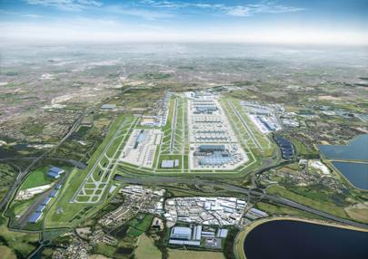Heathrow's expansion masterplan is a nightmare, but logistical genius