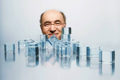 Stephen Wolfram is seeking a computational way to represent not just entities, but processes