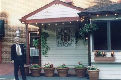Rene Bertagna blames Google for the death of his restaurant, Serbian Crown