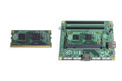 Raspberry Pi announces customisable module for industry