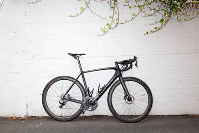 F1 engineering designed this bike's smooth-as-silk ride