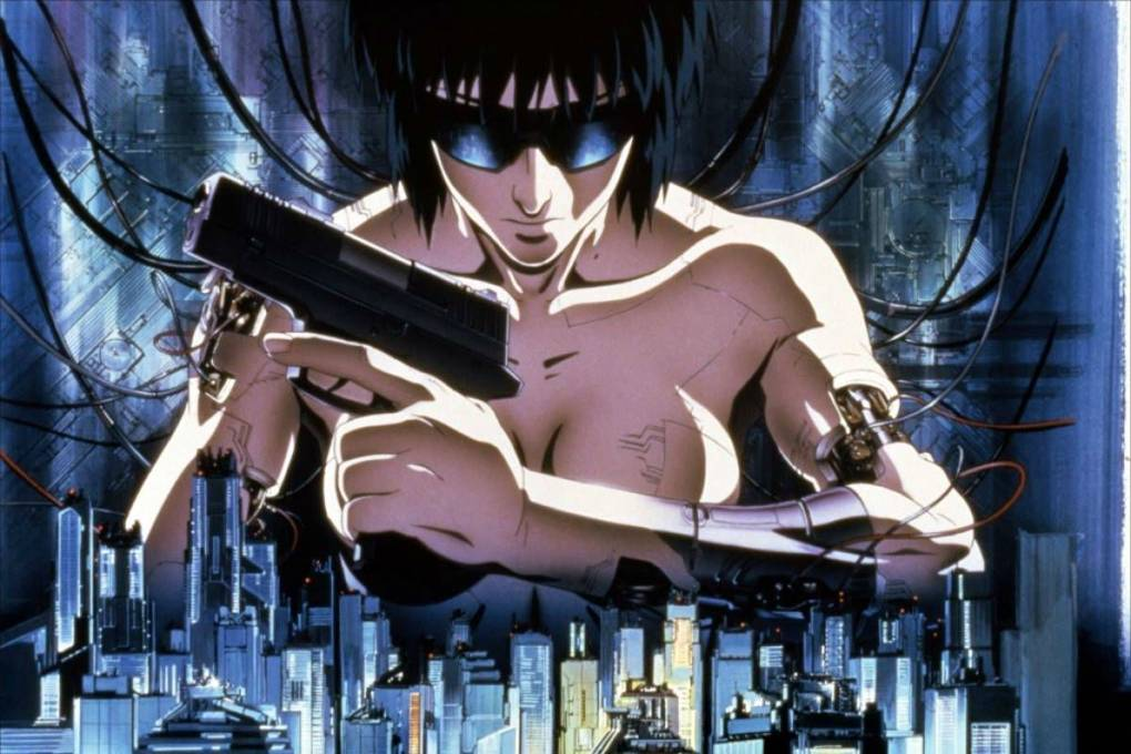 Ghost In The Shell Anime Is Coming Back To Cinemas Wired Uk