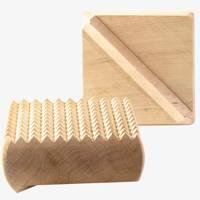 Press It!!! Wooden Sandwich Press