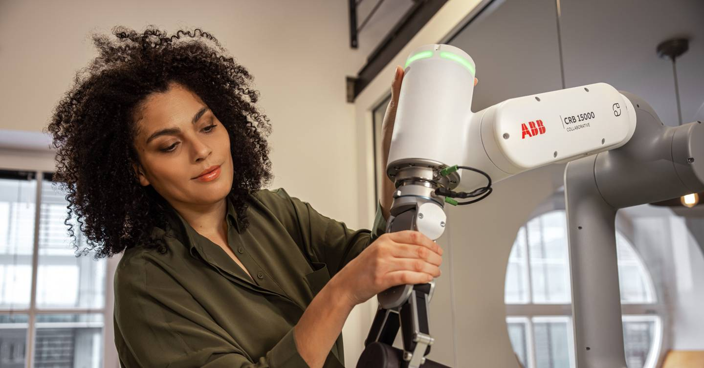 Cobots are gaining new skills to take on tougher jobs